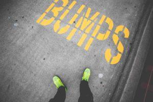 bumps-yellow-sidewalk-road-marking-v2